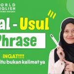 Kumpulan Contoh Frasa Bahasa Inggris Sehari-Hari, Kamu Harus Tau Banget Nih!