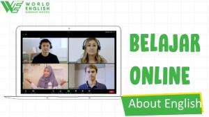 tips belajar bahasa inggris online
