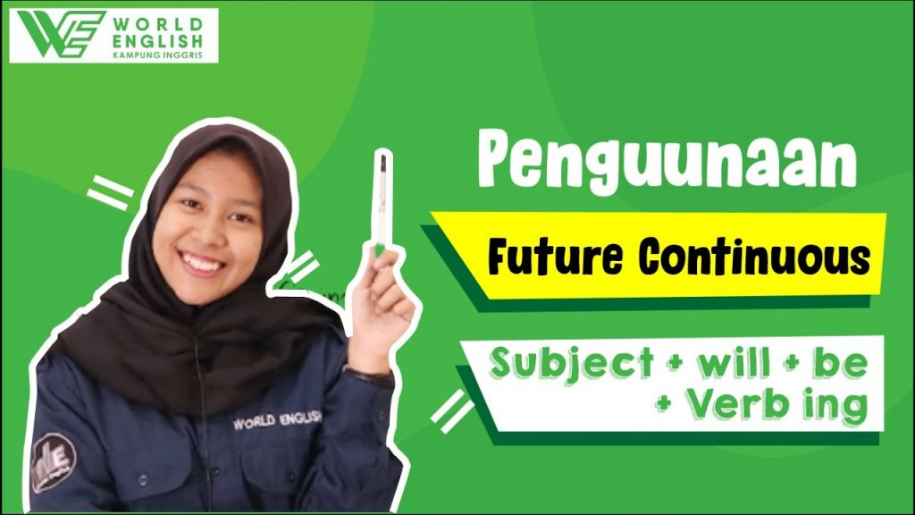 contoh kalimat future continuous